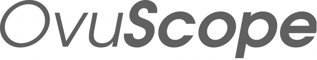 Ovuscope logo Gray